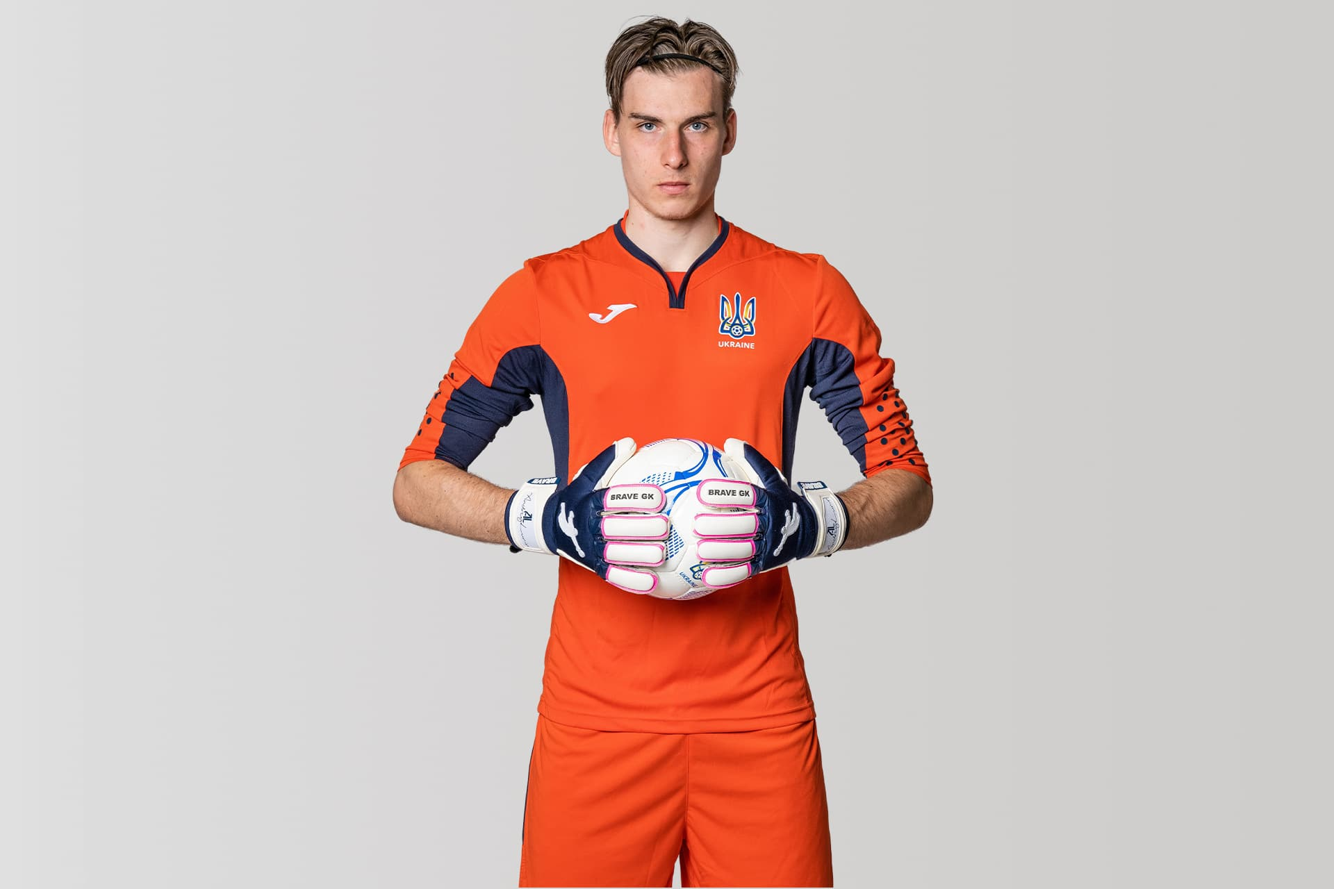 Lunin will play for the national team - official online store