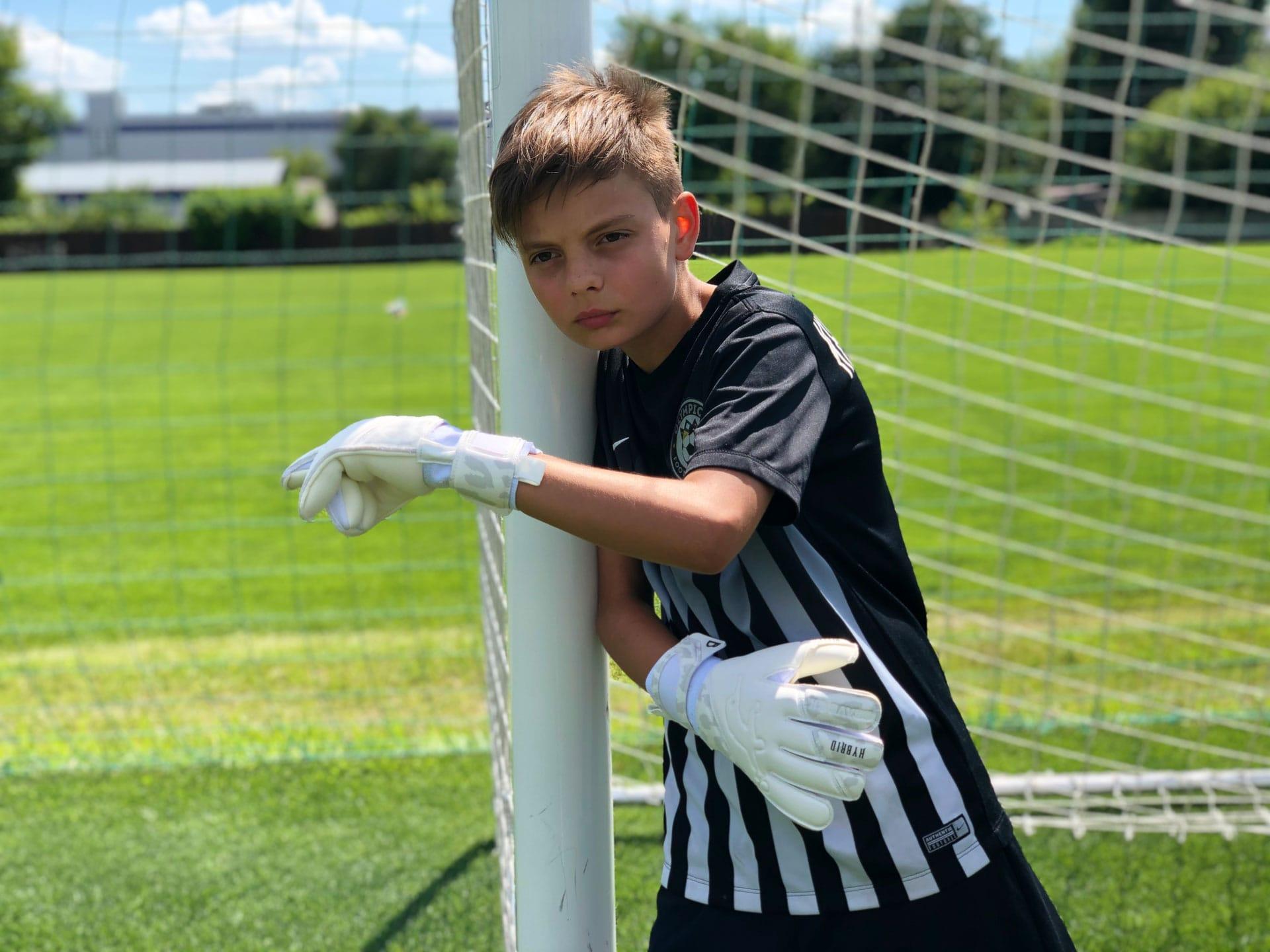 Children's goalkeeper gloves Brave REFLEX RF NEGATIVE official online store Brave GK
