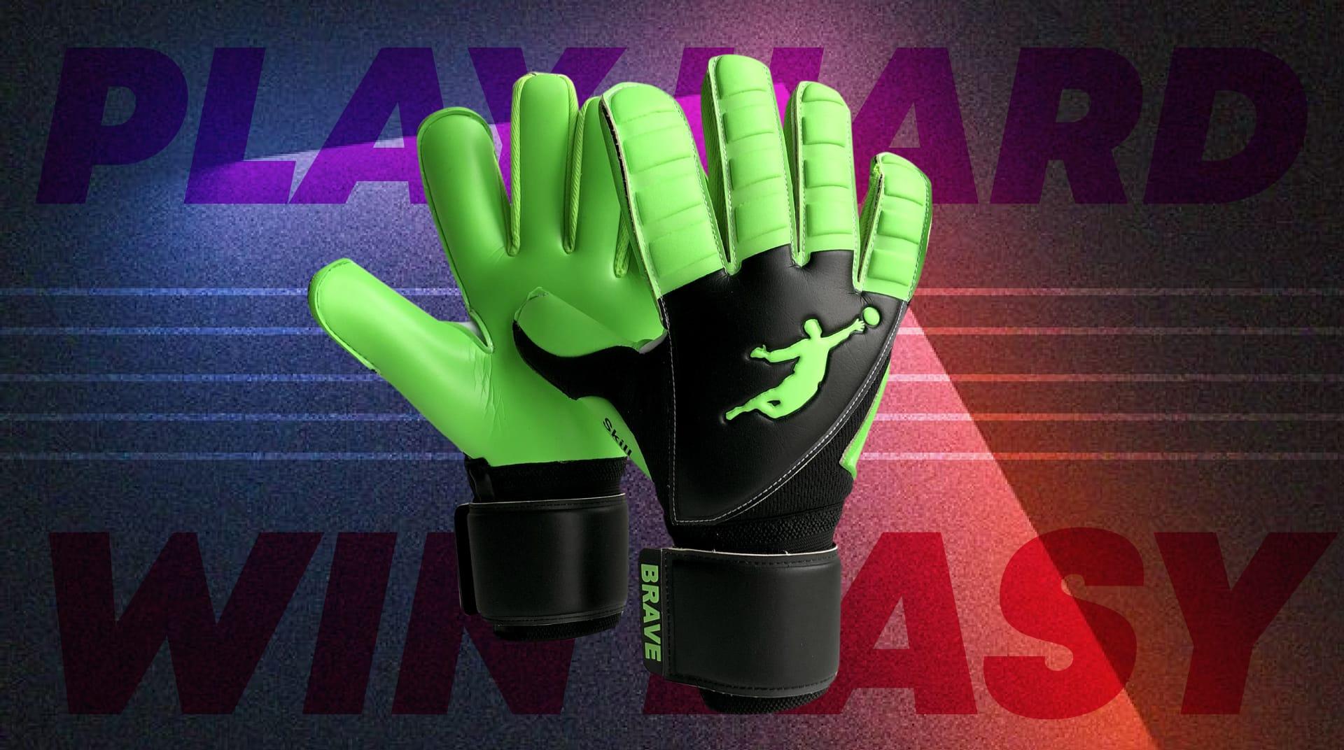 Rustam Khudzhamov in-goalkeeper gloves Brave GK Extreme-online-store Brave GK