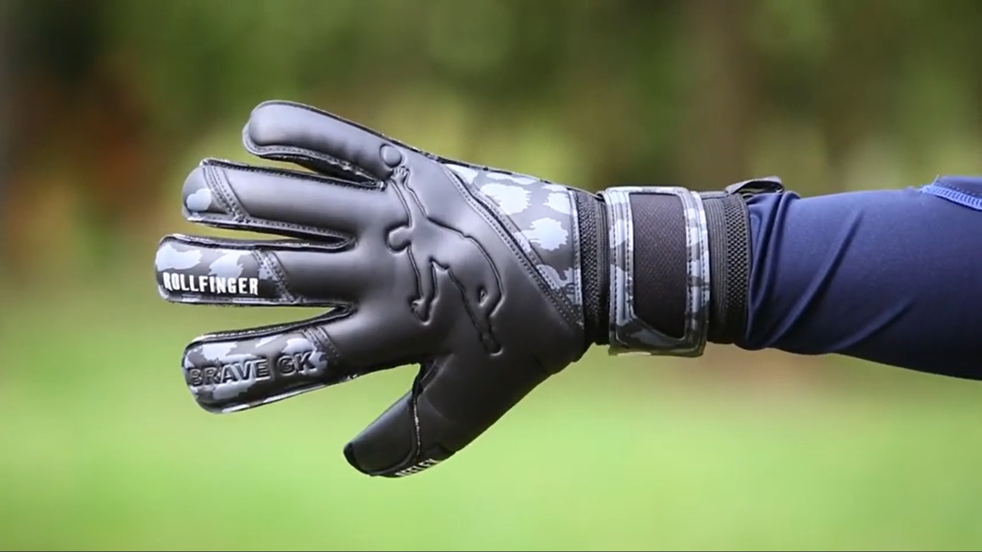 Brave GK Rollfinger goalkeeper gloves-official online shop Brave GK
