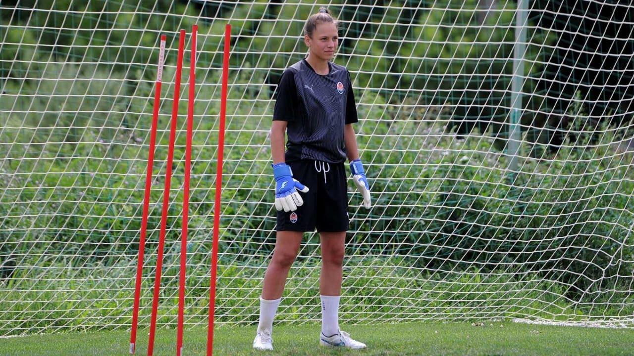 Shakhtar women's goalkeeper is an official online store Brave GK